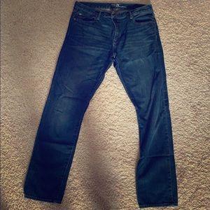 Gap Slim Coupe Etroite Jeans. 34x32